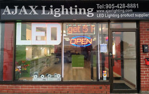 LED LIGHTING RETAIL AND CUSTOM MADE CABINET LED LIGHT