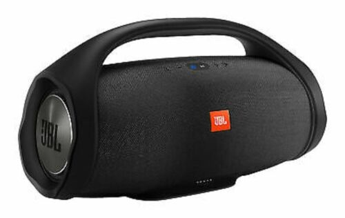 JBL Boombox Waterproof Portable Bluetooth Speaker Black