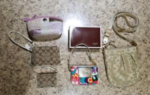 Coach Crossbody/Wristlet Bundle Pack