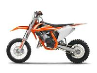KTM 65 SX 2018 - Brand new, Special VAT free Offer