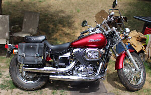 2007 750cc Honda Shadow