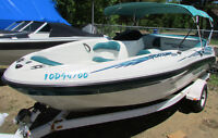Bateau Sea-Doo 8-places (8 Seated Boat)