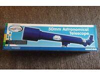 Kids 50mm telescope