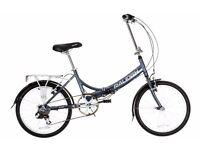 Raleigh Evo 7 speed folding bike, £100 ONO
