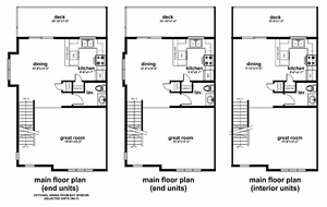 Radiance Condos and Townhomes in Eaux Claires (North Edmonton) Edmonton Edmonton Area image 2
