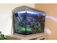 Fish tank and cabinet 65ltr