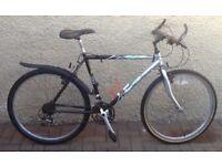 """Bike/ Bicycle.GENTS EMMELLE """" CORTINA """" MOUNTAIN BIKE"""