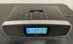 iHome iP92 Dual Alarm Clock Radio iPhone iPod Dock