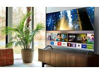 Samsung TV 55 Inch Smart LED 4K UE55kS7000 Ultra HD HDR