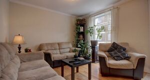 Beautiful Downtown 4 1/2 Apartment for rent available now
