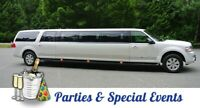 Great limo service. Durham stretch limo rental