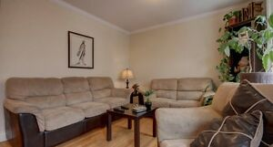 Beautiful downtown 4 1/2 apartment for rent
