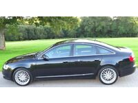 Audi A6 C6 2007 2.0 Diesel S-line Black Perfect Condition ! Private Seller.