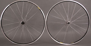 New-2012-Black-Mavic-Open-Pro-36-Hole-Rims-Shimano-105-5700-Hubs-DT-Spokes