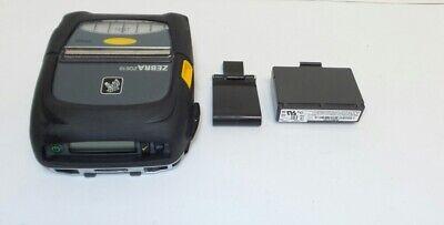 Zebra Zq510 Mobile Printer With Wifi Bluetooth Interfaces Zq51-aue0000-00