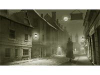 Dickensian Sponsored Walk for South East Cancer Help Centre