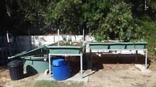 Aquaponics setup Yangebup Cockburn Area Preview