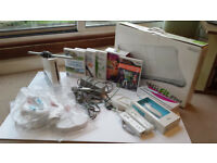 Nintendo Wii Fit Plus Console with Balance Board, Controllers, Games and Zumba Fitness DVD