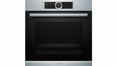 Brand New Bosch HBG674BS1B Serie 8 Electric Oven Inc 2 Year John Lewis warranty