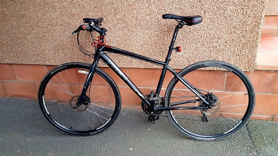2013 14 Trek 7 2 Fx Disc Hybrid Bike Make An Offer In
