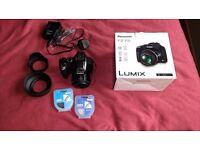 Panasonic Lumix FZ72 Camera