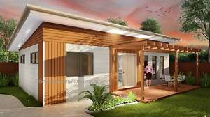 The REDGUM GRANNY FLAT - 2 Bdm TOOWOOMBA Granny Flats. Toowoomba Toowoomba City Preview