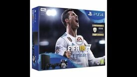 playstation 4 brandnew. unwated gift