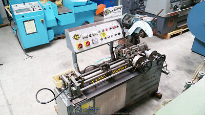 14 Used Soco Automatic Ferrous Cold Saw Mc-350fa A3854