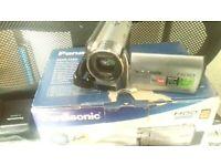 Panasonic Model SDR-H80 HDD 60GB Camera See listing