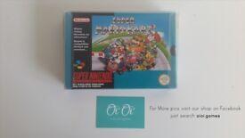 Super Mario Cart VGC for Super Nintendo SNES