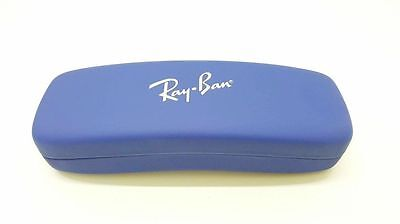 Fall Original ray-ban Steif Mod Junior Blau - Original Hart Case Blau