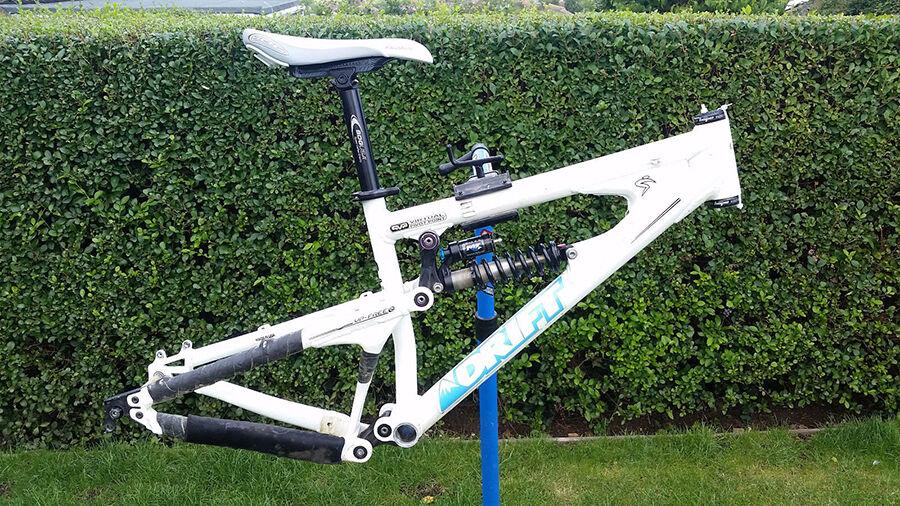 Für ein cooles Bike: die fetzigsten Freeride-Rahmen