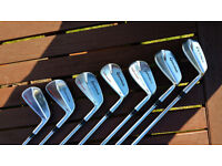 TaylorMade Tour Preferred MB Forged Irons 4-PW (Superb condition)