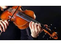 Violin or Cello player wanted for recording session