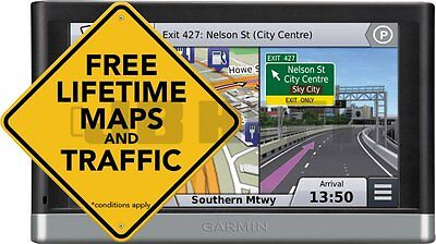 Garmin Nuvi 2597Lmt 5  Bluetooth Gps Auto Navigation W  Lifetime Maps Andtraffic