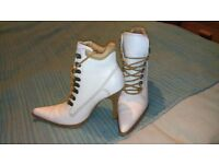 'spot on' ankle boots size 4