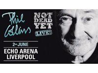 Phil Collins Liverpool Tour Premiere!