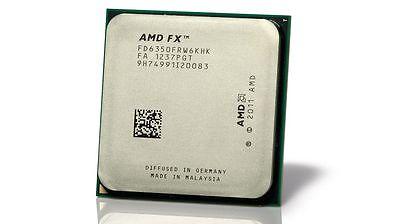AMD FX-6350 3.9 GHz Six Core Processor, FD6350FRW6KHK, AM3+ Tested FX 6350