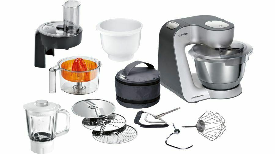 Bosch HomeProfessional MUM5934D Küchenmaschine Glasmixaufsatz