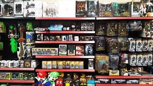 Video Game Merchandise Figures Toys Games Coburg North Moreland Area Preview