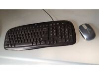 Microsoft Sculpt Touch Bluetooth Mouse + Logitech Keyboard - Huge bargain!