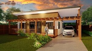 2 Bdm LOGAN Granny Flat Featuring 'The Myrtle' Design Logan Central Logan Area Preview