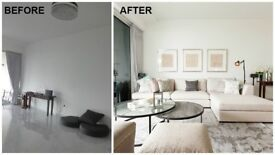 Are you looking to redecorate a room for free?
