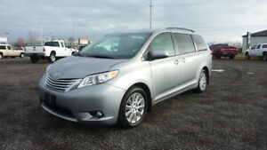 2013 Toyota Sienna 5dr V6 XLE 7-Pass AWD