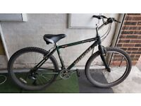 Specialized Expedition Mountain Bike. 21 speed. 26 inch wheels (Suit: 16 yrs to Adult).