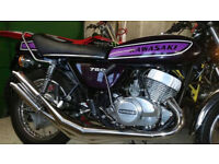 2 STROKE SPARES WANTED - MOTORCYCLE