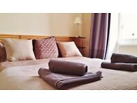 Royal Mile 1 bedroom cosy flat for short let holiday let – Wee Canon from £71 per night - Sleep 3