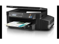 New - Epson EcoTank ET-3600 All-in-one printer (print, copy & scan)