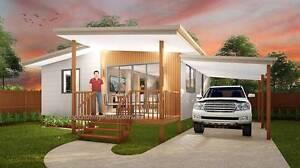 2 Bdm LOGAN Granny Flat Featuring 'The Grevillea' Design Loddon Area Preview