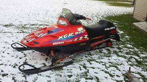 1999 Polaris 800 triple Indy
